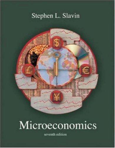 Download Microeconomics: Economics: 7th (Seventh) Edition pdf epub