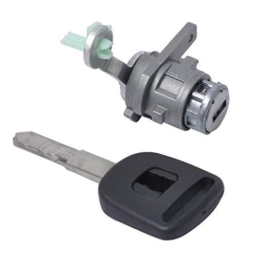 B Blesiya Left Door Lock Cylinder Barrel Repair Kit Set Honda Accord 2003-2007