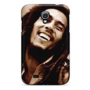 Samsung Galaxy S4 FVT942jtHH Unique Design Fashion Bob Marley Skin Bumper Hard Phone Cover -CharlesPoirier
