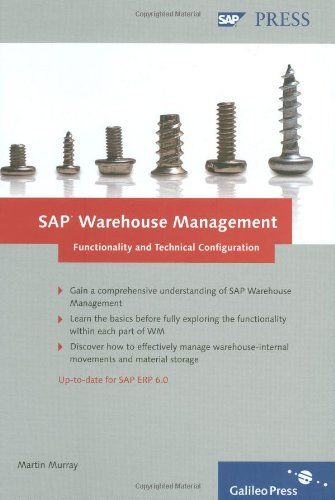 Vas Single (SAP Warehouse Management: Functionality and Technical Configuration: A single point of reference for SAP Warehouse)