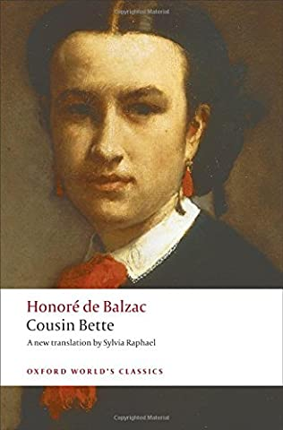 book cover of Cousin Bette