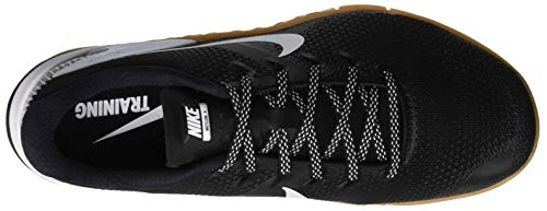 006 Nero Uomo Gum Scarpe 4 White Metcon Med Brown Black da Fitness Nike q417AS