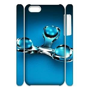 3D 3dbizs20 iPhone 5C Case White Kimberly Kurzendoerfer