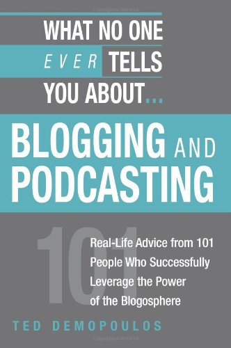 What No One Ever Tells You About Blogging and