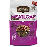 Rachael Ray Nutrish Meatloaf Morsels Dog Treats, Homestyle Beef Recipe, 12 Oz.