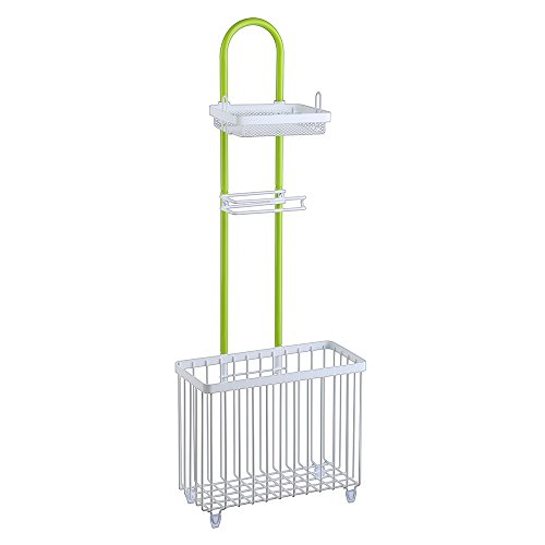 1208s free standing toilet paper holder with magazine rack - Bathroom toilet paper holder free standing ...