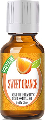 Sweet Orange (30ml) 100% Pure, Best Therapeutic Grade Essential Oil - 30ml / 1 (oz) Ounces