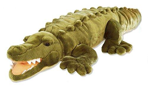 Walter the Friendly Saltwater Crocodile 36-inch stuffed anim