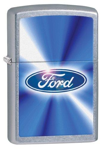 Zippo Stamp Street (Zippo Ford Pocket Lighter)