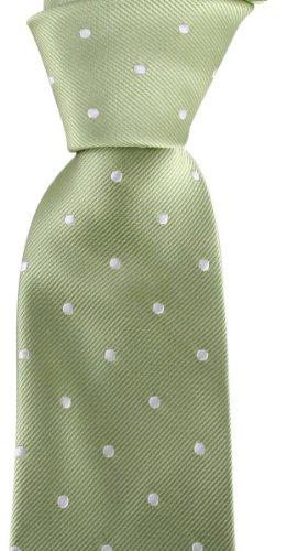 Polka Dot Hagen Green Tie David Van EYxZqw6q