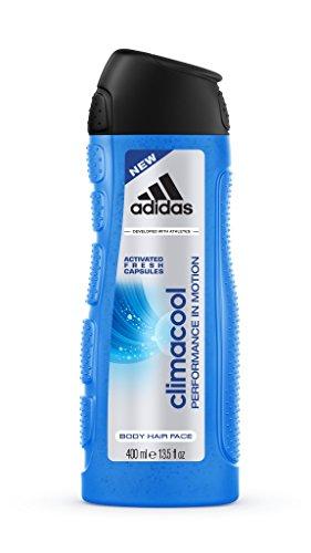 Adidas Climacool 3in1 Shower Gel Shampoo 400 ml / 13.5 fl oz