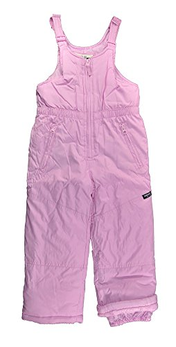 OshKosh B'Gosh Osh Kosh Little Girls' Best Snow Bib Snowsuit, Lilac, 5/6