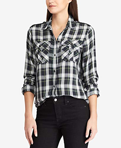 Ralph Lauren Tartan Shirt (Green, XL)