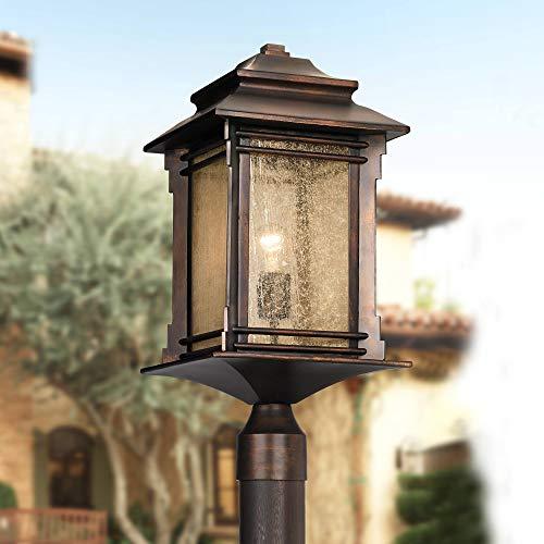 Outdoor Rustic Post Lights in US - 5
