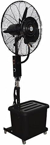 Ventilador Con Pie SEASON Ventilador nebulizador Exterior terraza Jardin Bar deposito Agua 40 litros: Amazon.es: Hogar