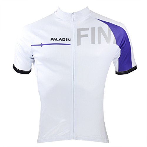 Men Cycling Quick-dry Biking Short Sleeve Jersey -