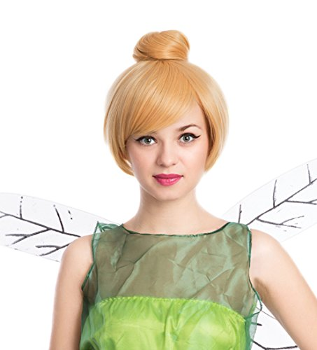 ZUUC Costume Cosplay Wig (Yellow Thinkbell ZU1694) for $<!--$18.99-->