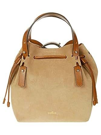 Luxury Fashion | Hogan Womens KBW018K0300LKJAP48 Beige Handbag | Fall Winter 19
