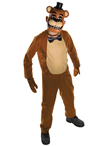 Rubie's Costume Five Nights at Freddy's Tween Freddy Costume Set