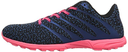 inov-8 Women's F-Lite 195 CL (W) Cross-Trainer-Shoes, Blue/Pink, 9.5 a US by inov-8 (Image #5)