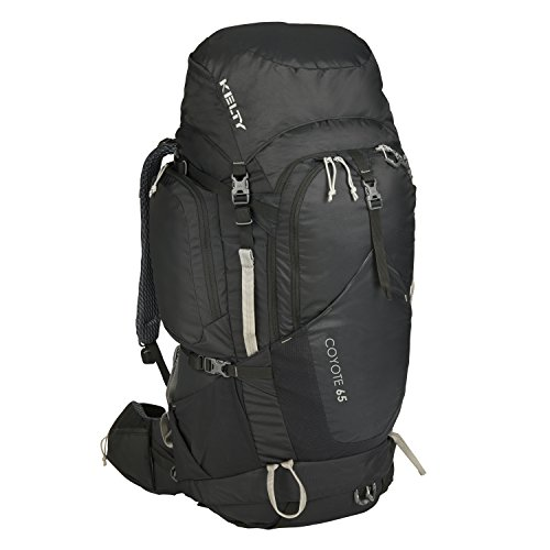 Kelty Coyote 65 Backpack, Black