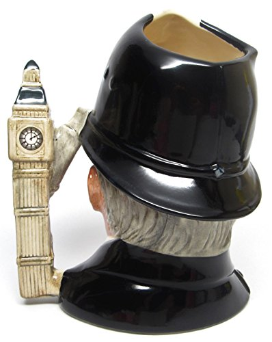 Amazon.com: Royal Doulton Londres Bobby Embossed Large D6744 ...