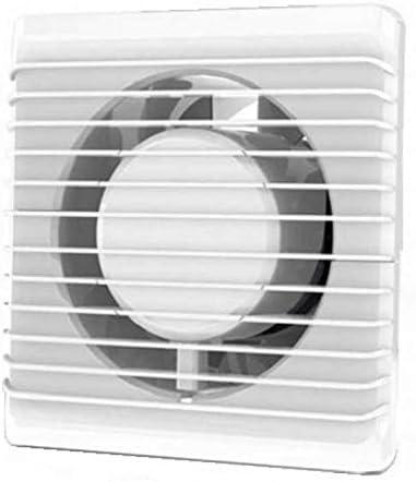 La energía baja cocina baño silenciosa campana extractora 125 mm con retraso extracción ventilación temporizador