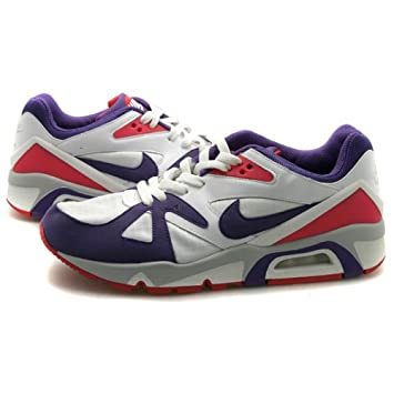 Mens Nike Air Structure Triax 91 Retro Trainers UK 12  Amazon.co.uk  Sports    Outdoors 6c65114fc