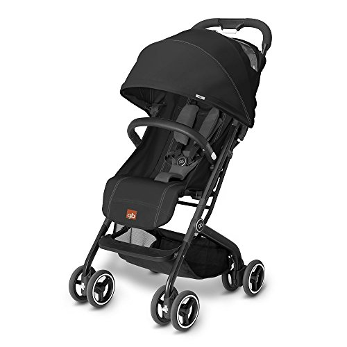 gb 2017 Buggy QBIT+ from birth up to 17 kg (approx. 4 years) Monument Black - GoodBaby QBIT PLUS by gb