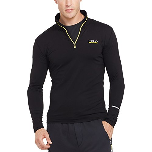 Polo Sport Men's Stretch Jersey Pullover (X-Large)