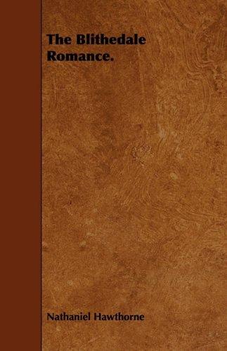 Download The Blithedale Romance. pdf epub