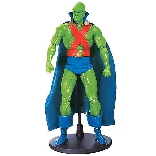 DC Comics Martian Manhunter 13