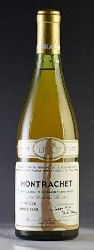 [1982] モンラッシェ Montrachet ドメーヌドラロマネコンティ DRC ※ラベル汚れ  B06VW36Q6L