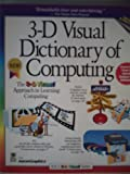 3-D Visual Dictionary of Computing, Maran Graphics Staff, 1568846789