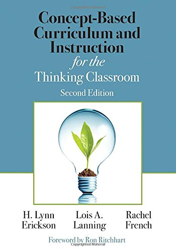 Pdf Teaching Concept-Based Curriculum and Instruction for the Thinking Classroom (Corwin Teaching Essentials)