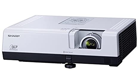 Amazon.com: Sharp PG-D2510 X 2500 lúmenes, 3d Ready DLP ...