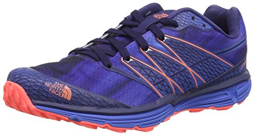 Blu Donna Scarpe The Corallo Corsa Patriot Print Face Litewave Tropical Blue Coral da North rfqqY0wgS