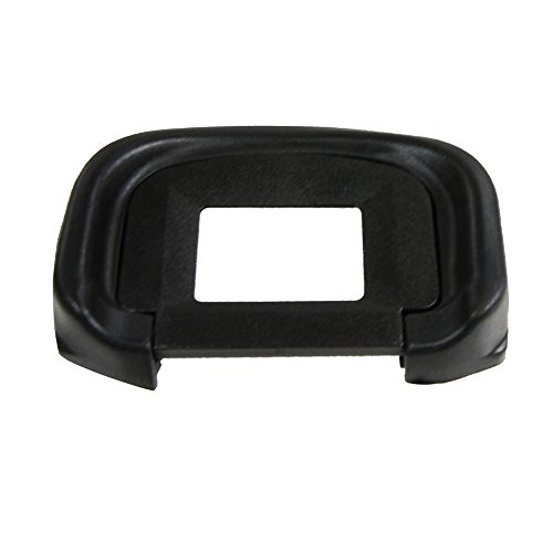 Foto&Tech 2 PCS Canon EG Replacement Rubber Eyecup Eye Cup for Canon EOS 5D Mark IV/ 5D Mark III/ 5DS/ 5DSr/ 7D Mark II/ 1D-C/ 1D-X/EOS 1D Mark IV/ 1D Mark III/ 1D/ 1Ds/ 1Ds Mark III DSLR Cameras