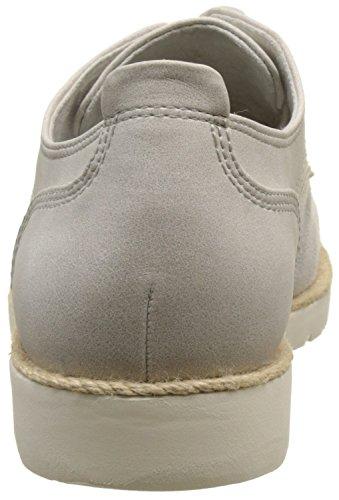 Top 193 Jana Low Sneakers Women's White Stru 23609 Met White wxxqTzR