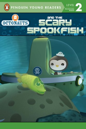 Octonauts and the Scary Spookfish -