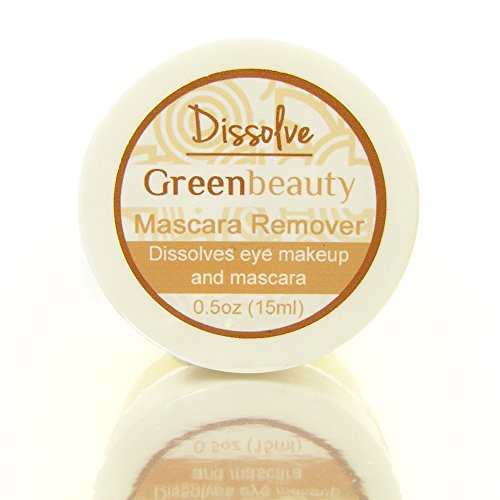 - Natural Mascara Remover dissolves even stubborn, waterproof mascara. An eco friendly, cruelty free makeup remover from Green Beauty. Conditions eye lashes without causing irritation. 1/2oz