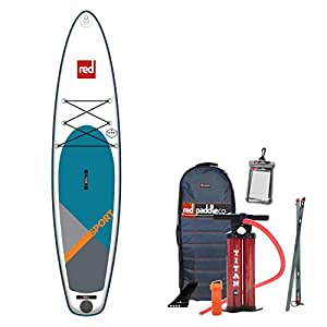 Red Paddle Co Sport 11ft Inflatable Stand Up Paddle Board