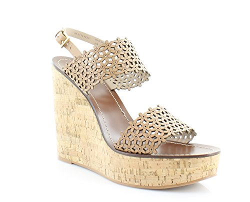 486f52a6e0d Tory Burch Daisy Women s Sandals   Flip Flops Natural Blush Size 11 (Tory  Burch Wedge