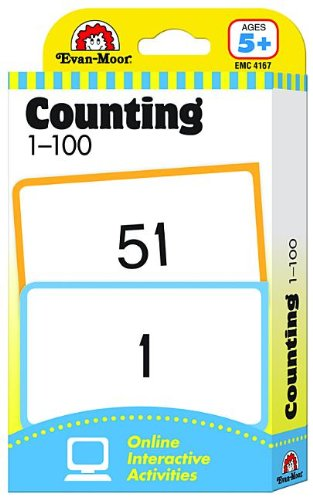 Flashcards: Counting 1-100 (Flashcards: Math) PDF