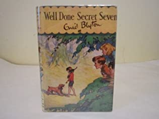 book cover of Well Done Secret Seven