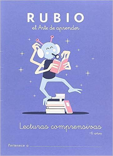 Lecturas Comprensivas Rubio +6 por S.l.u. Enrique Rubio Polo epub