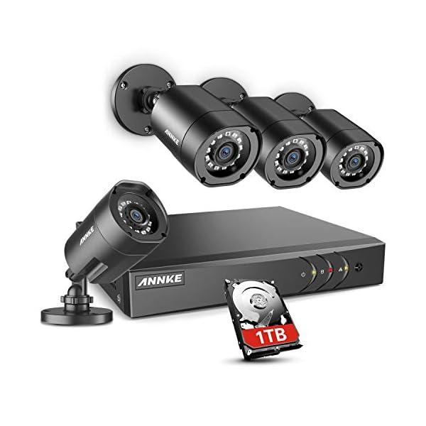 ANNKE 1080p lite DVR and 1080P Cameras