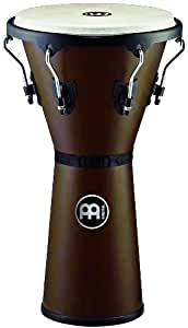 Meinl Percussion HDJ500VWB-M Headliner Series Wood Djembe 12-1/2 Inch