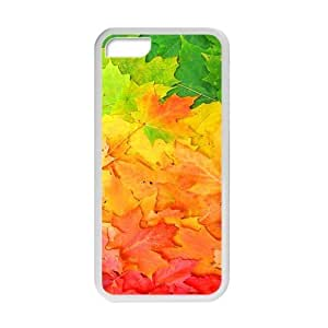 Welcome!Iphone 5C Cases-Brand New Design Red Maple Leaf Printed High Quality TPU For Iphone 5C 4 Inch -03