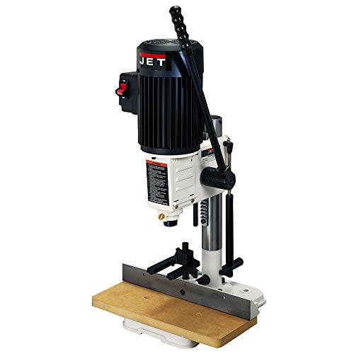 Review Of Jet Bench Mortiser, 1/2 HP, 120V, 1/2 Cap.